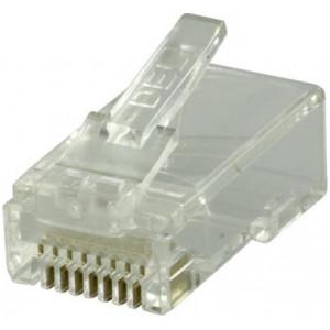 Modularkontakt UTP RJ45 Cat6 (20-pack)