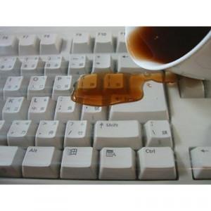 Damm och spillskydd för alla typer av tangentbord.