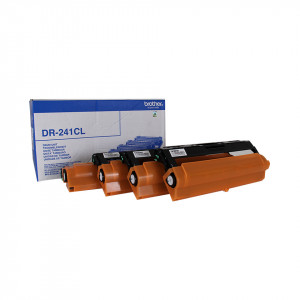 Brother DR241CL Drum Pack For DCL  (1 x BK/C/M/Y)