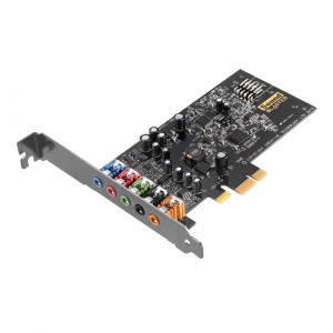 Ljudkort PCI-E Creative Sound Blaster Audigy FX LP