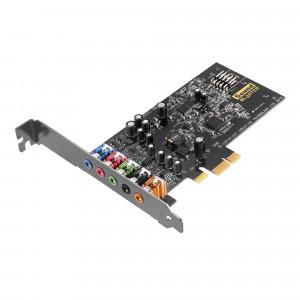70SB157000000 Ljudkort PCI-E Creative Sound Blaster Audigy FX LP