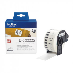 Brother Continuous Paper Tape 38mm