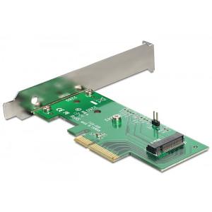 DeLOCK 89370 Intern M.2 nätverkskort/adapters