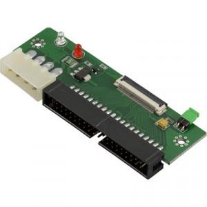 HDD-adapter 1,8'' ZIF till 3,5'' IDE, inkl 2st FFC