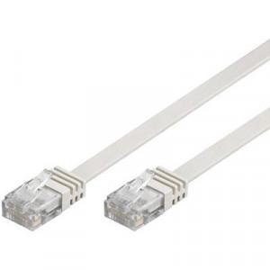 Nätverkskabel Cat6 (0.5m) UTP Flat