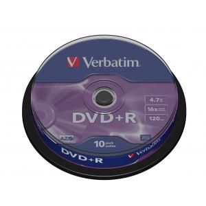 Verbatim DVD+R  (10-pack).
