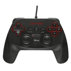 Gamepad - Trust GXT 540 Wired Gamepad PC/PS3