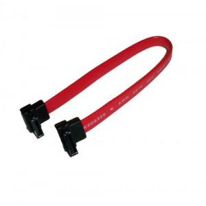 Kabel SATA vinklad-vinklad (0.1m) upp/ner.