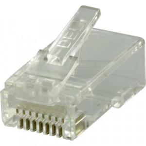 Modularkontakt UTP RJ45 Cat6  (2-pack)