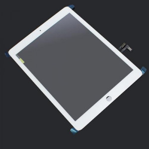 Glas iPad Air - Vit
