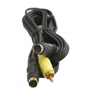 Kabel SVideo 7-pin --> RCA + SVideo 4-pin (2m)