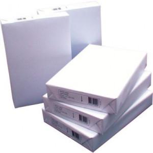 Papper A4 80g ohålat (500-pack)