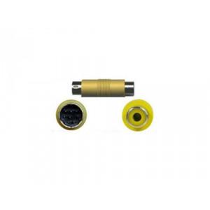 Adapter Svideo 8-pin - RCA (ha-ho)