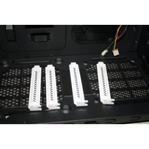 Slotskydd till datorchassi för ventilation vit str