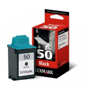 Lexmark 50 Black (Original).