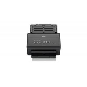 Brother ADS-3000N ADF scanner 600 x 600DPI A4 Svart skannrar