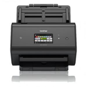 Brother ADS-2800W ADF scanner 600 x 600DPI A4 Svart skannrar