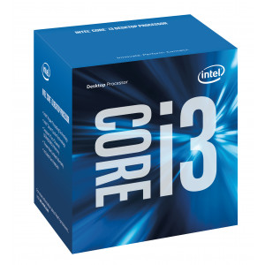 Processor Intel S1151 Core i3-7100 3.9GHz BOX