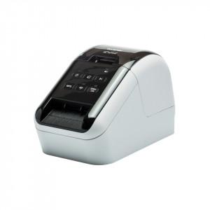 Brother QL-810W direkt termal Färg 300 x 600DPI Svart, Vit etikettskrivare
