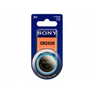 Batteri CR2430 - Sony Lithium 3V