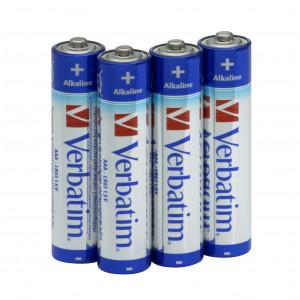 Batteri AAA (LR3) 4-pack - Verbatim