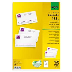 Visitkortspapper 185g 150st
