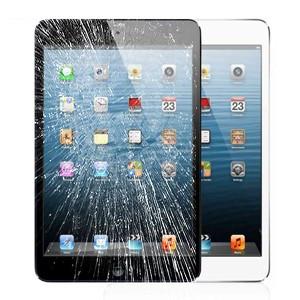 Skärmbyte iPad Mini Glas Reparation
