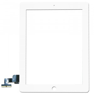 Skärmglas iPad 2 Vit net2world