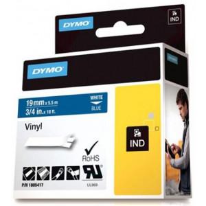 DYMO 1805417 Vit på blått label-making tape