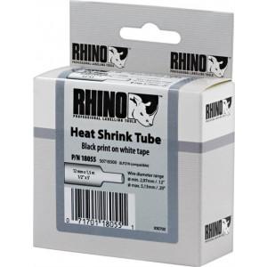 DYMO 12mm RhinoPRO Heat shrink tubes D1