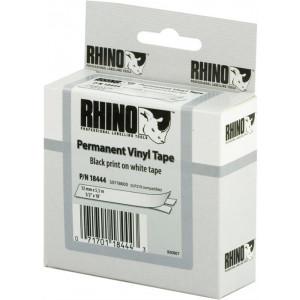 DYMO 12mm RHINO Coloured Vinyl