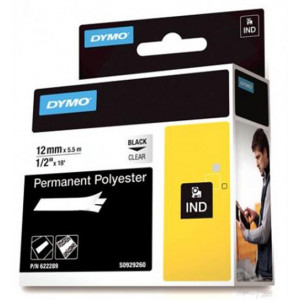DYMO 12mm RHINO Permanent polyester