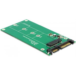 HDD-adapter, SATA 22-pin till M.2 (NGFF)