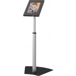 Golvstativ ARM-427 för iPad/ Air, låshål, ställbar höjd, låsbar, si