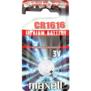 Batteri CR1616 - Maxell Lithium 3V