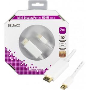 Mini DisplayPort HDMI kabel