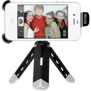 Mobilstativ för foto, Bluetooth, Dexim ClickStik.