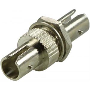 DELTACO skarvdon, fiber, ST-ST, multimode, simplex, keramisk, metall