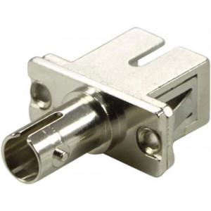 DELTACO skarvdon, fiber, SC-ST, multimode, simplex, keramisk, metall