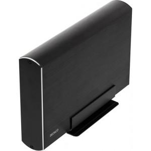 "Externt kabinett 3.5"" SATA USB 3.0 - Deltaco"