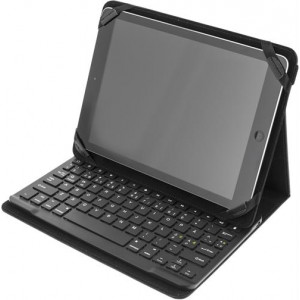 "Fodral  10.1"" och Bluetooth tangentbord Universal TB-137"