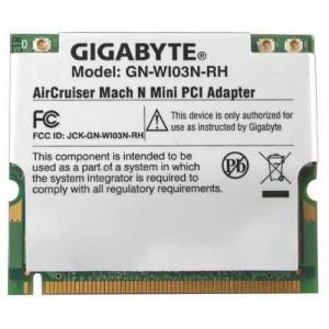 Trådlöst nätverkskort Mini PCI - Gigabyte GN-WI03N
