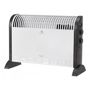 Energy saving convector heater White 2000w with fan