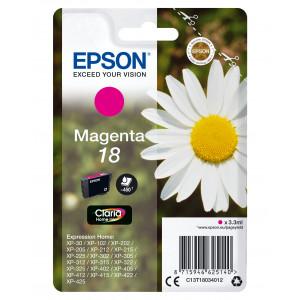 Epson T1803 Magenta 18 Claria (Original)