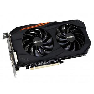 Gigabyte GV-RX580AORUS-8GD grafikkort Radeon RX 580 8 GB GDDR5