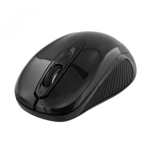 deltaco trådlös optisk mus 2 knappar med scroll usb svart ms 777 a4da7049c7149