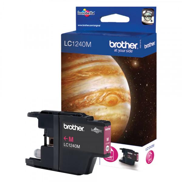 Brother LC-1240M Magenta bläckpatroner
