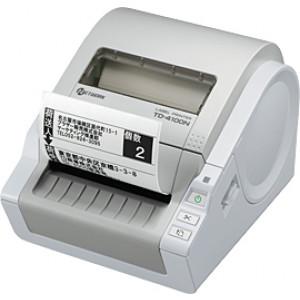 Brother TD-4100N direkt termal 300 x 300DPI etikettskrivare