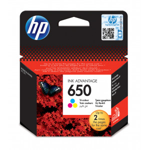 HP 650 Color (Original).