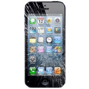 Skärmbyte iPhone 5S/5C LCD + Touch Glas Reparation
